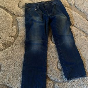 American Eagle Classic Bootcut 38x34 Jeans
